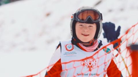 Jeux Mondiaux d'hiver Special Olympics