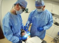 Oral Surgical Procedure
