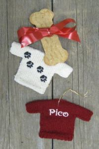 Pet ornaments for your Christmas tree