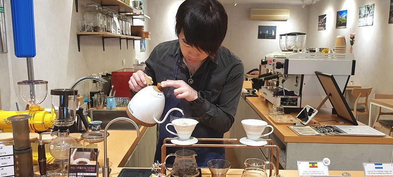 不顧一切的去提供一杯讓人覺得 幸福的精品咖啡 |CAF'E FUGU Roasters|