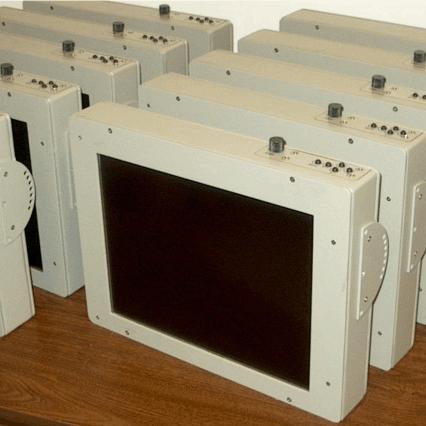 Ruggedized LED Displays