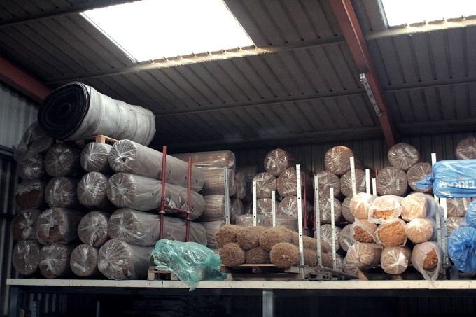 paillages synthétiques, paillages en matériaux naturels biodégradables