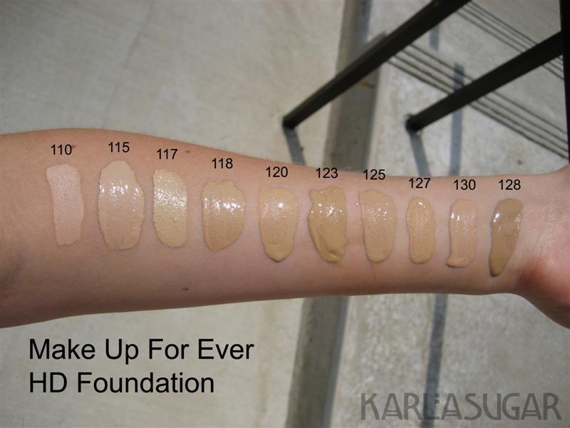 Makeup Forever Uk Hd Foundation Makeupview Co