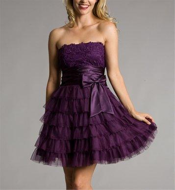 Prom Makeup Recommendation Purple
