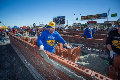 2019 SPEC MIX BRICKLAYER 500 World Championship