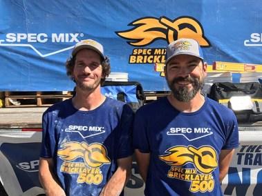 SPEC MIX BRICKLAYER 500 California Regional Series