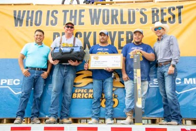 2019 North Texas SPEC MIX BRICKLAYER 500 Regional Series