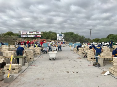 2019 SPEC MIX BRICKLAYER 500 South Texas Regional Series