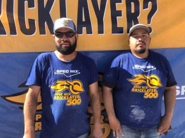 2019 SPEC MIX BRICKLAYER 500 Arizona Regional