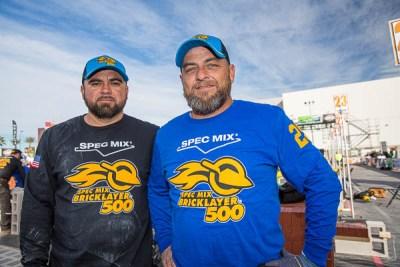 SPEC MIX BRICKLAYER 500