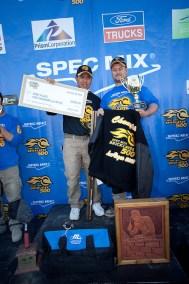 2012 SPEC MIX BRICKLAYER 500