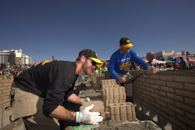 2013 SPEC MIX BRICKLAYER 500