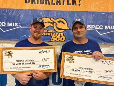 2021 SPEC MIX BRICKLAYER 500 Illinois Regional Series