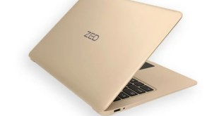 ZED Air Laptop Specifications and Price