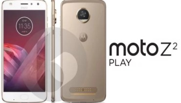 Motorola Moto Z2 Play 2017 Specifications, Price and Expected Launch Date