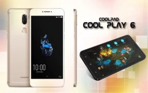 Coolpad Cool Play 6 Specifications, Price and Expected Launch Date