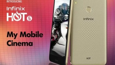 Infinix Hot 5 Specifications, Price in Nigeria, Kenya and Ghana