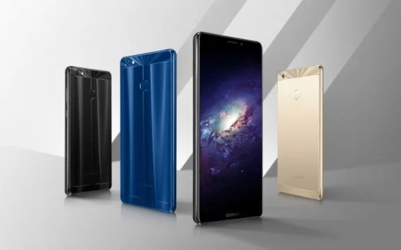Gionee M7 Power Announced at Thailand Expo Market 2017