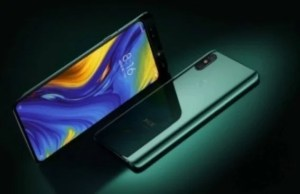 Xiaomi MI Mix 3 Specification, Features, Price and Availability