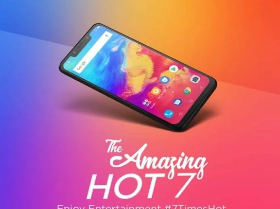 Infinix Hot 7 (X624) Features, Full Specification and Price in Nigeria
