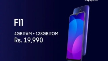 Oppo F11 and F11 Pro Specification, Price, and Release Date (India)