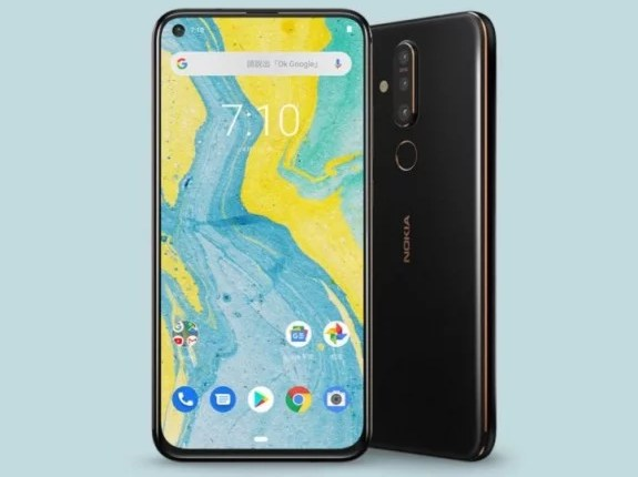 Nokia X71 Launched in Taiwan; the First Nokia Phone with a Punch Hole Display