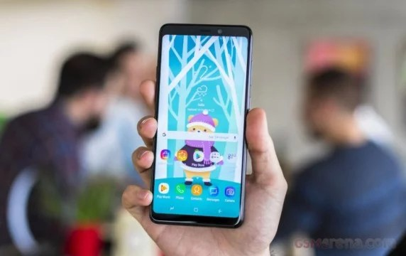 Samsung Galaxy A8 Star Gets Android 9 Pie Update