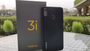 Realme 3i Has Been Unveiled; See Its Price and Full Specification