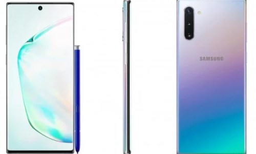 Samsung Galaxy Note 10 Series Price will start at €999