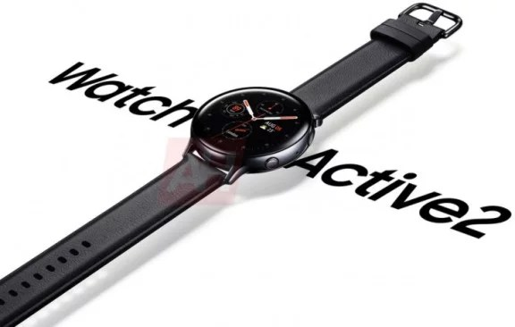 Samsung Galaxy Watch Active 2 Leaks and Rumour