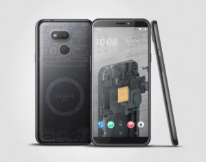 HTC Exodus 1s Announced –A New Blockchain Phone Arrives