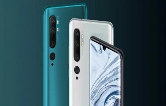 Xiaomi Mi Note 10 and Mi Note 10 Pro Specs and Price