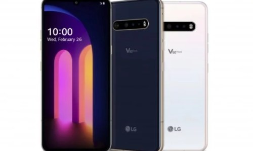 LG V60 ThinQ 5G is Official: See Its Full Specification