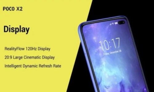 Xiaomi Poco X2 Specifications, Price, and Release Date