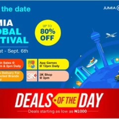 Jumia Global Festival 2020 Date, Offers, and Other Details