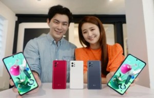 LG Q92 5G Goes Official in South Korea; See Price and Release Date