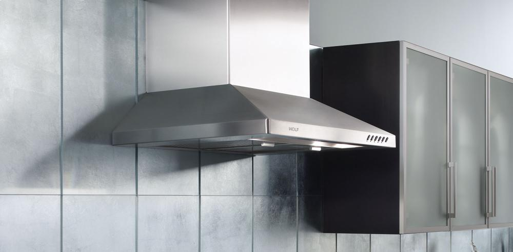 Shop Wolf Ventilation In Mass Pro Range Hood CTWH36