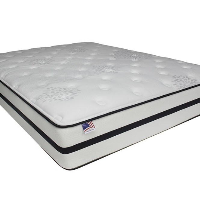 California King Size Kastel 11 5 Plush Top Mattress