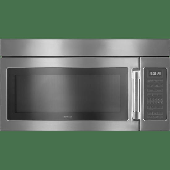 jenn air over the range microwave oven