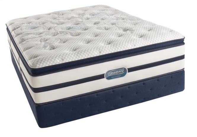 Beautyrest Recharge Ultra 19 Luxury Firm Pillow Top Queen Hidden