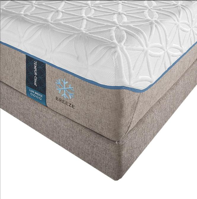 Tempur Cloud Collection Luxe Breeze 2 0 Twin