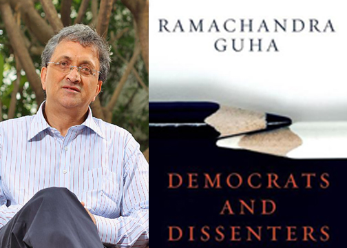 Image result for ramachandra guha democrats and dissenters