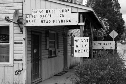 Gess Bait Shop - Wilcox, PA