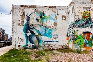 Ghetto Art - Philadelphia, PA