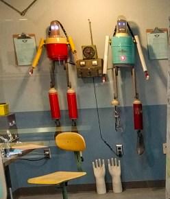 Robot Repair Shop - Pittsburgh Airport