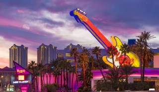 Hard Rock Hotel - Las Vegas, NV before Feb., 2020 closing