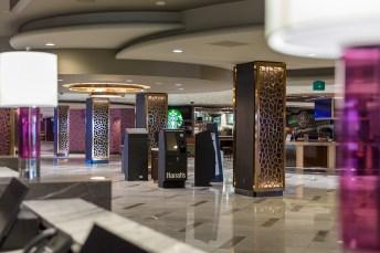 Harrah's Las Vegas Hotel & Casino Registration Area