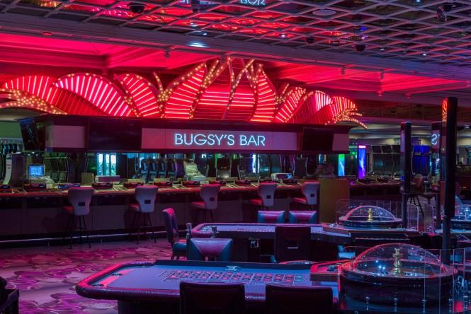 Bugsy's Bar - Harrah's Hotel