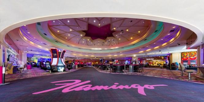 Flamingo Hotel - Main Entrance