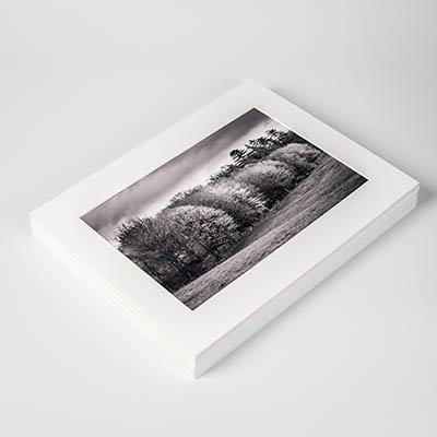 Piezography print mounting